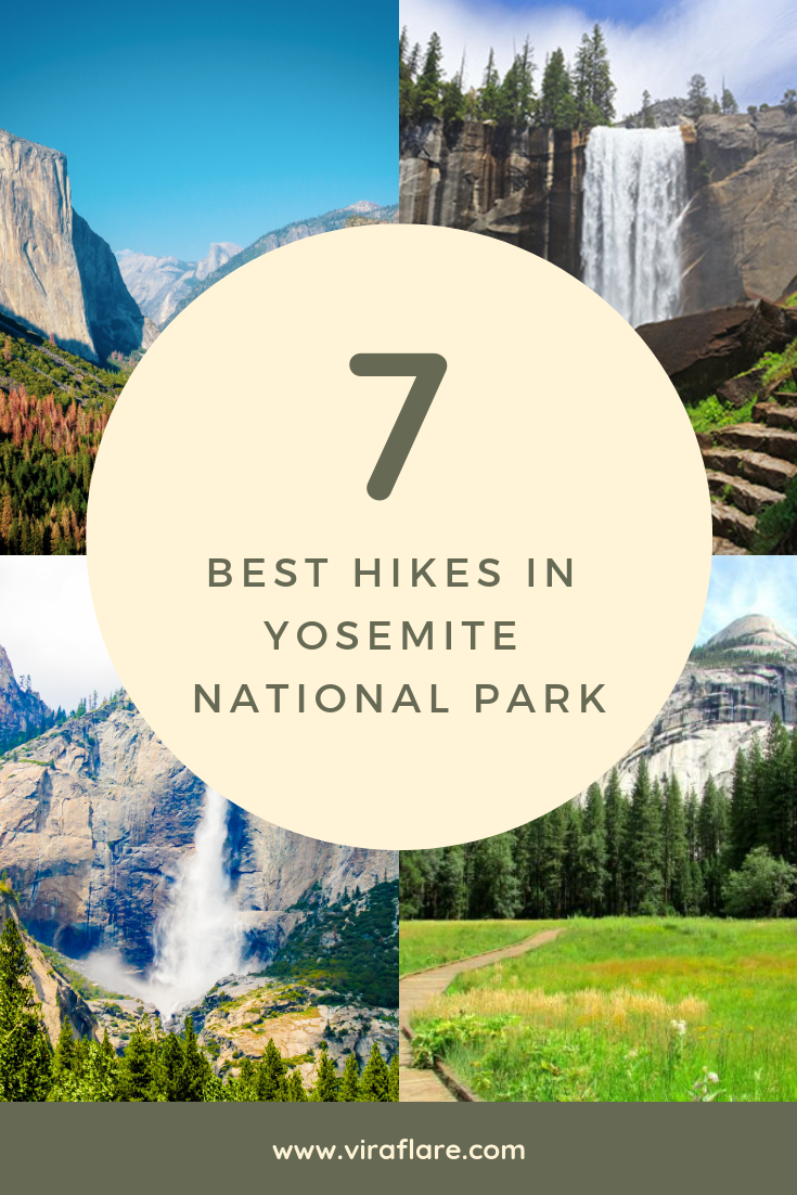 Best Yosemite Hikes