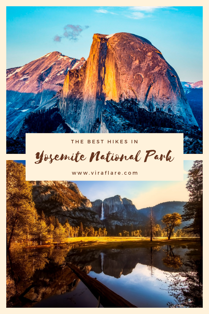 Yosemite Falls Hikes