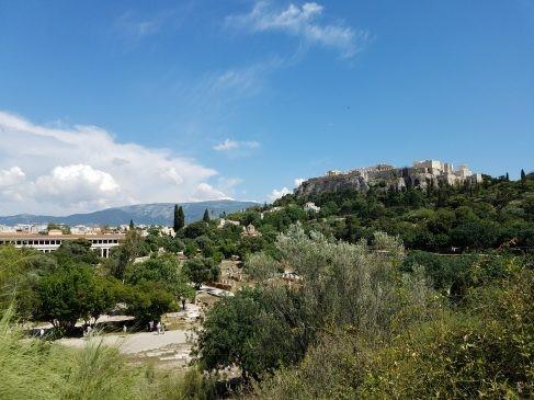 Ancient Agora Greece