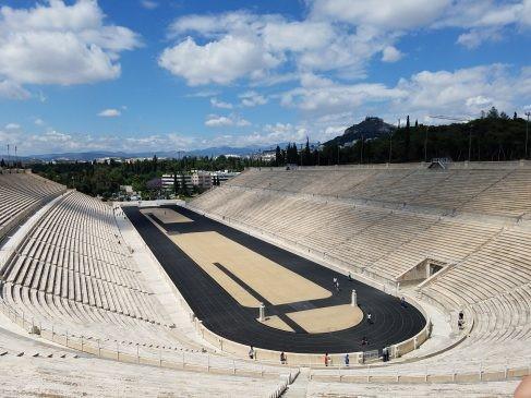 Athens Greece Olympic Stadium