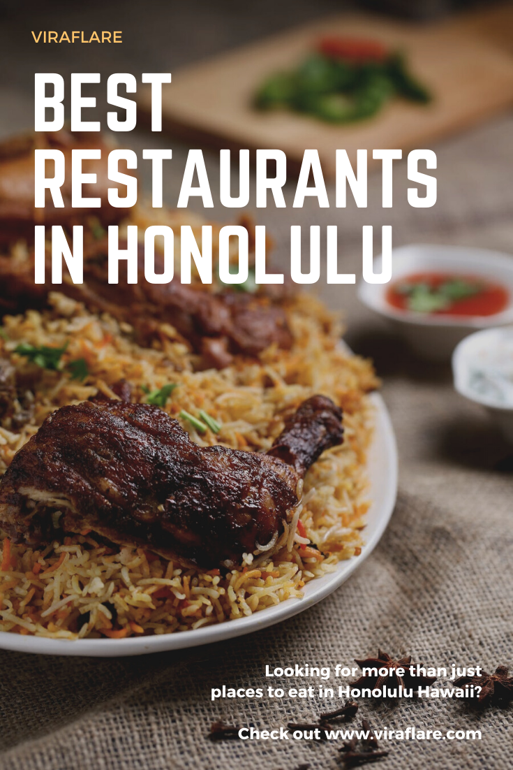 Best Places to Eat in Honolulu