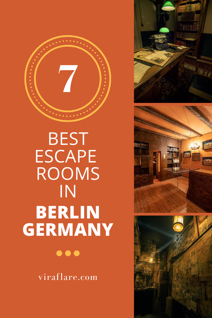Best Escape Rooms in Berlin