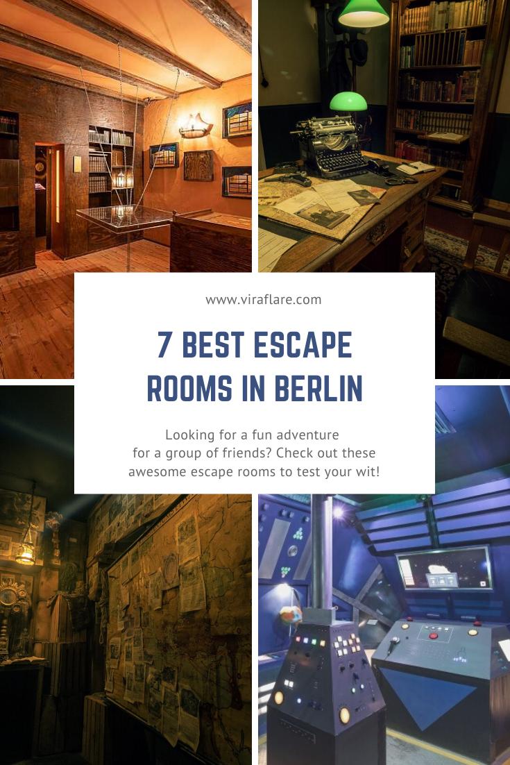 Exit Games Berlin