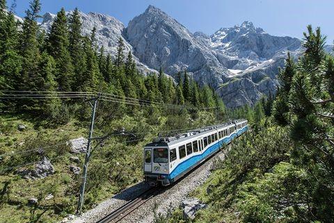 Zugspitze Train