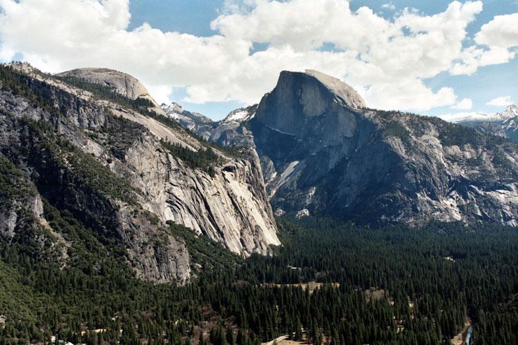 Columbia Rock Yosemite