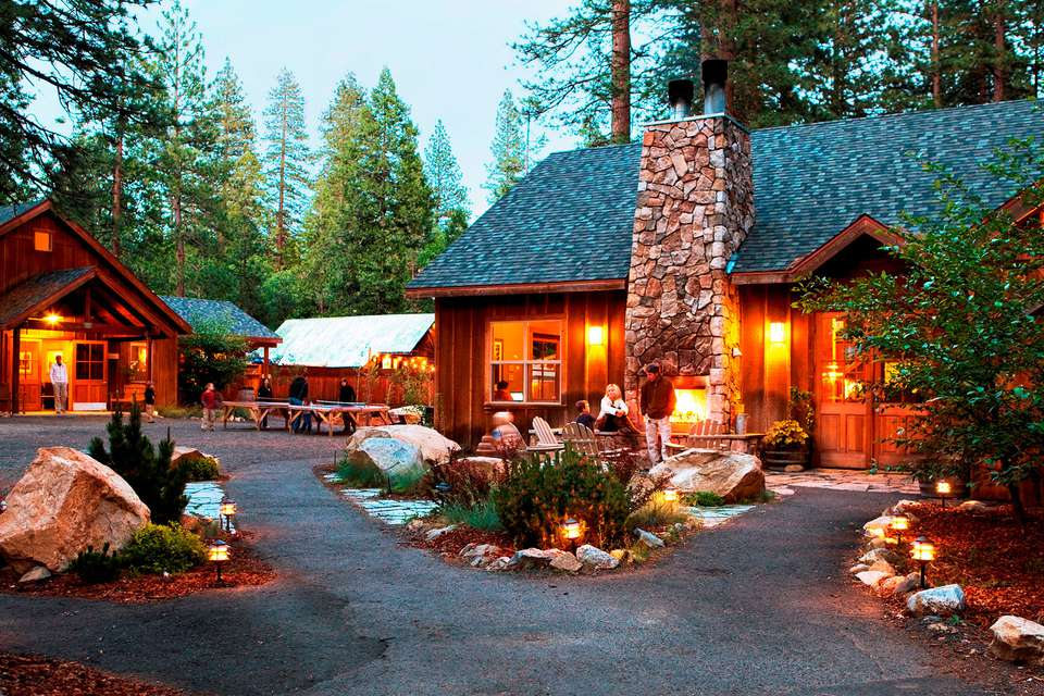 Cabin Rentals in Yosemite National Park