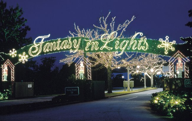 Callaway Fantasy in Lights