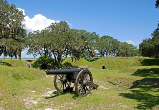 Fort McCallister