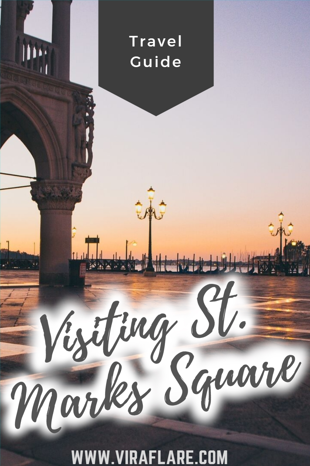 Visiting St. Marks Square