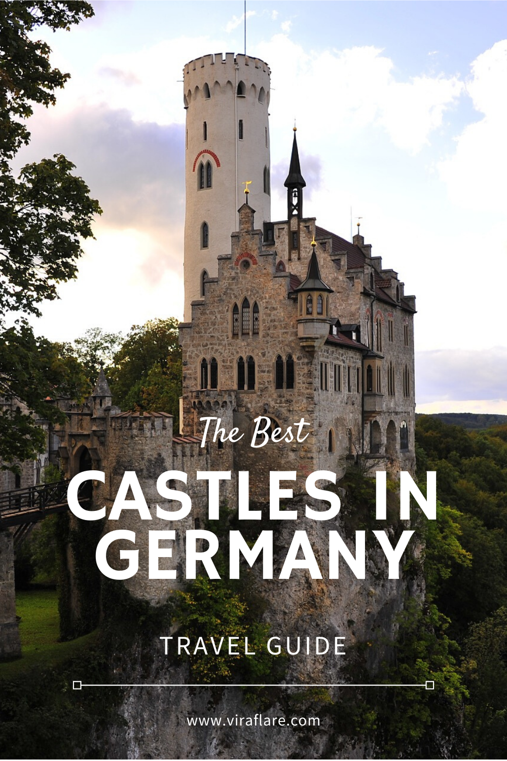 Pretty Castles in Germany