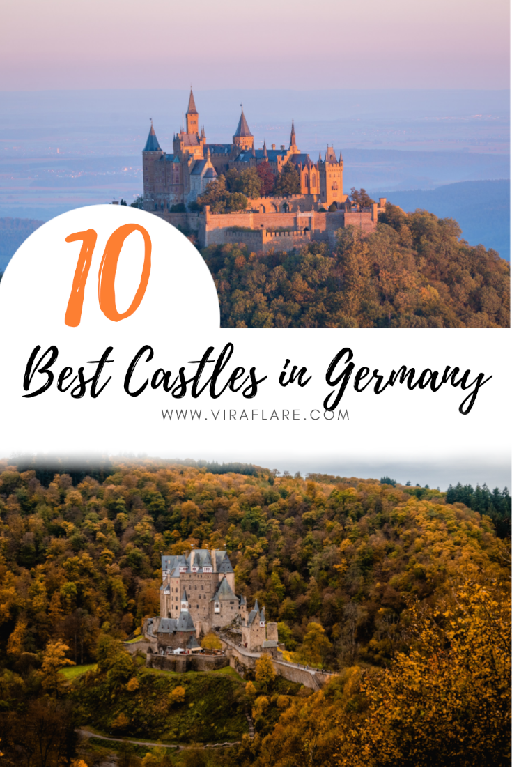 Amazing Castles in Germany