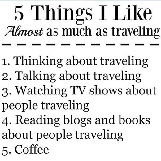 Memes About Travel