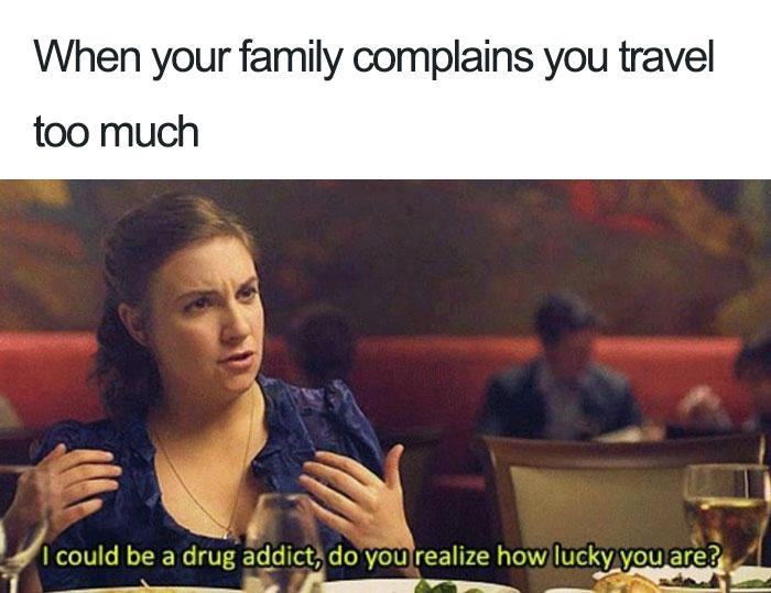 Traveling Memes