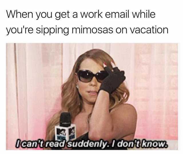 Favorite Vacation Memes