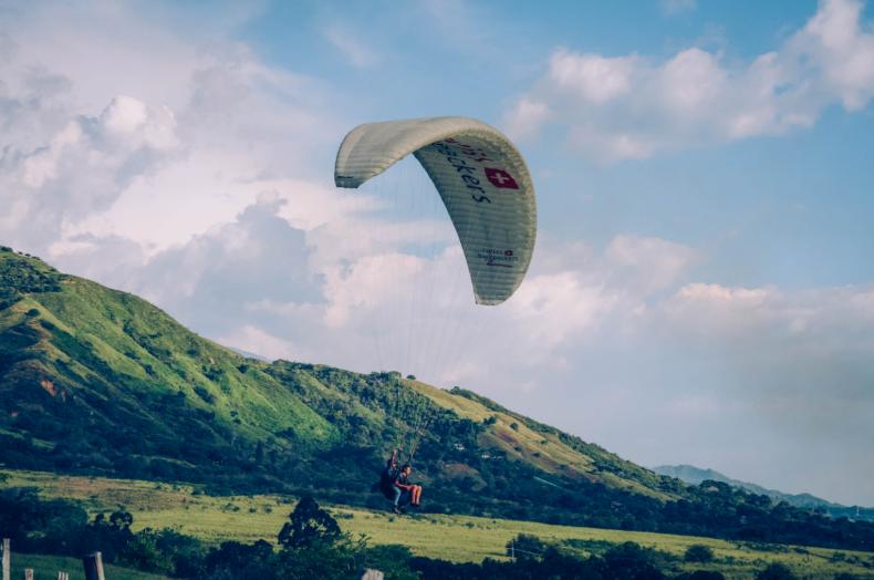 skydiving in spa belgium