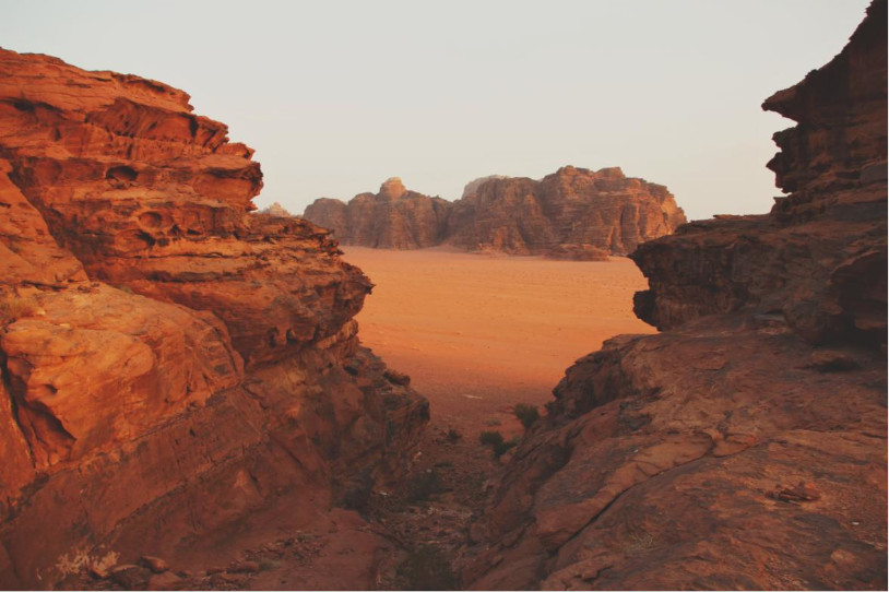 3 days in wadi rum