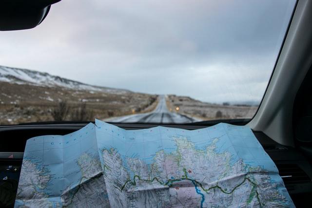 hiking navigation