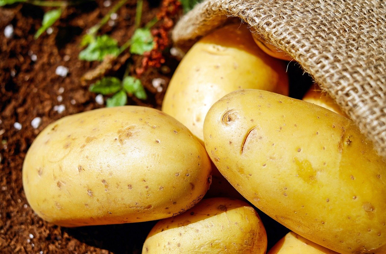 potatoes for shepherds pie