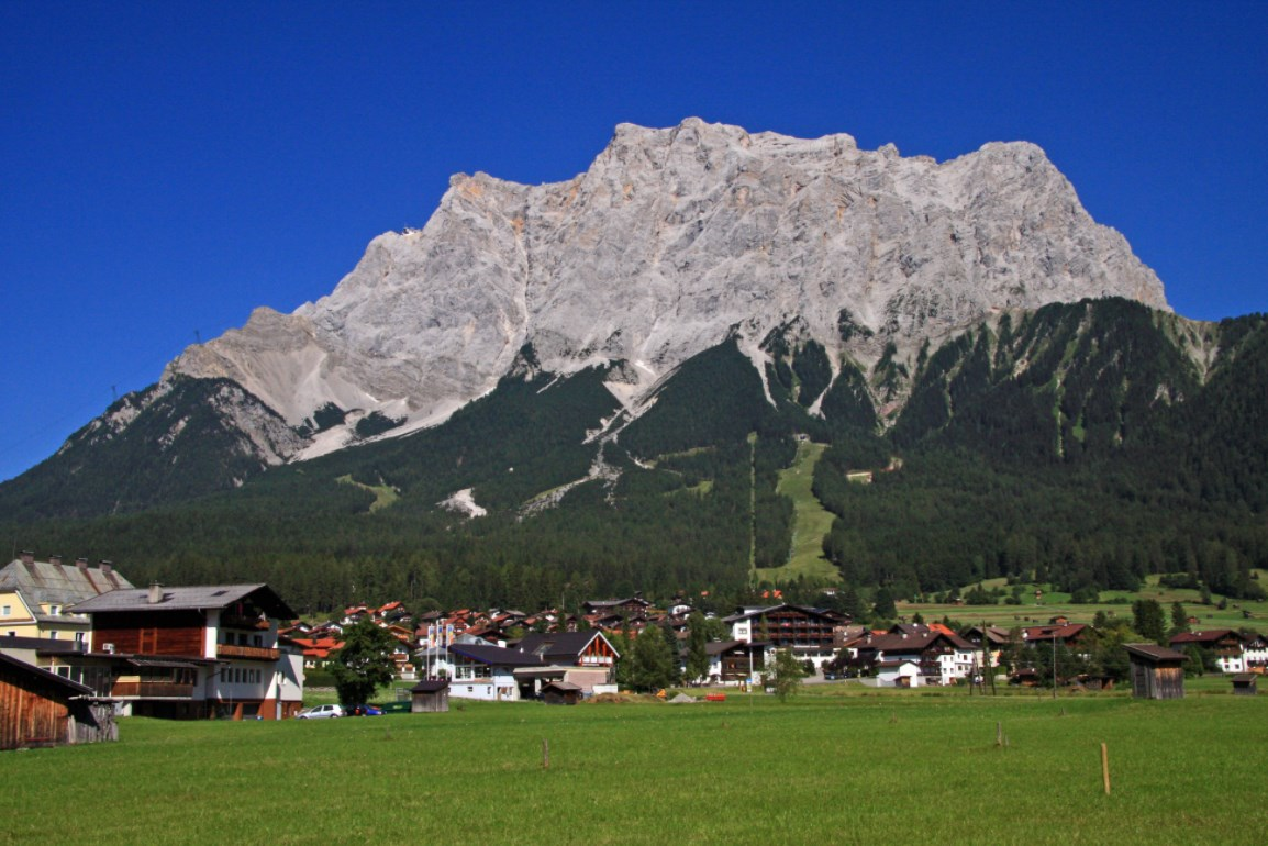 zugspitze travel guide