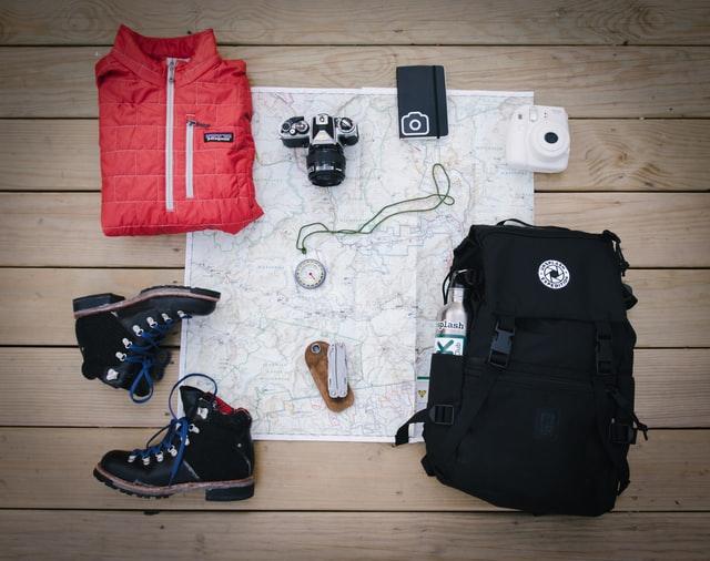 essential camping gear