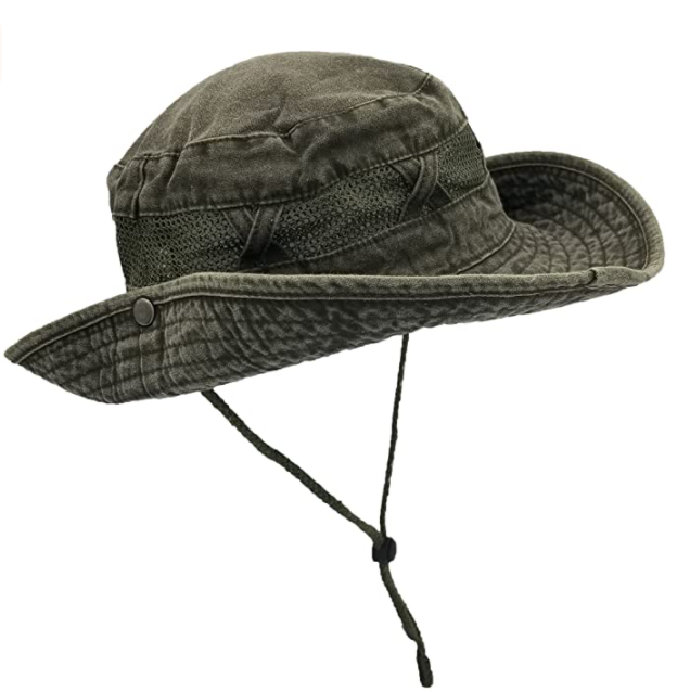 outdoor summer bush hat