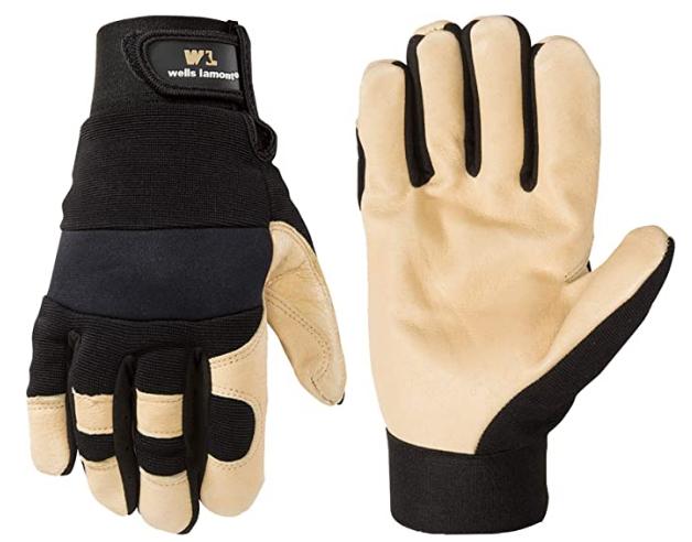 wells lamont hi dexterity gloves bushcraft