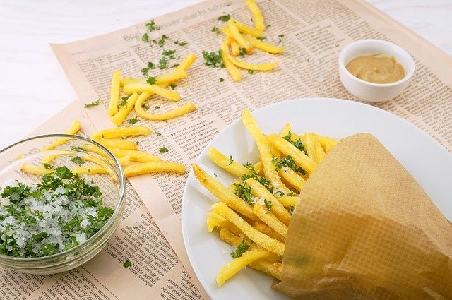 are french fries kosher