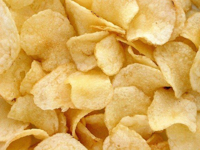 potato chips for passover